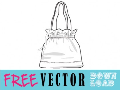 Free Vector Download: The Bag